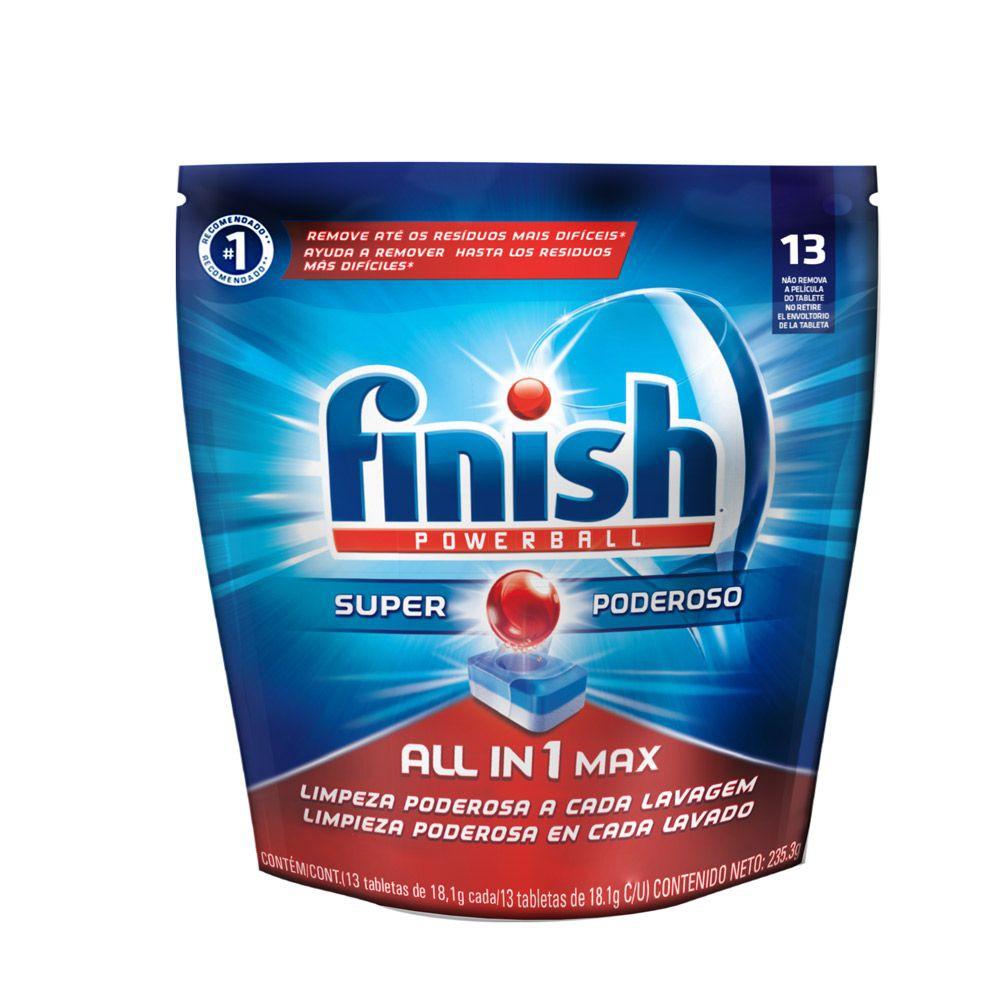 Detergente en tabletas para lavavajillas