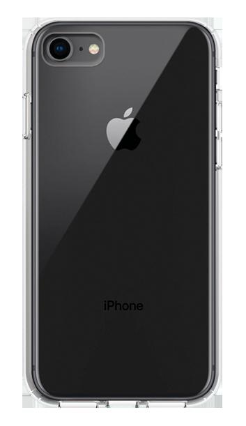 Carcasa anti shock golpe shock ultra dura protección resistente shock transparente Iphone 7/8