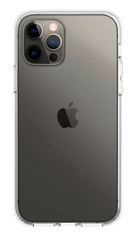 Carcasa anti shock golpe shock ultra dura protección resistente shock transparente Iphone 12 / 12 pro