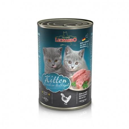 Alimento húmedo quality selection gatito