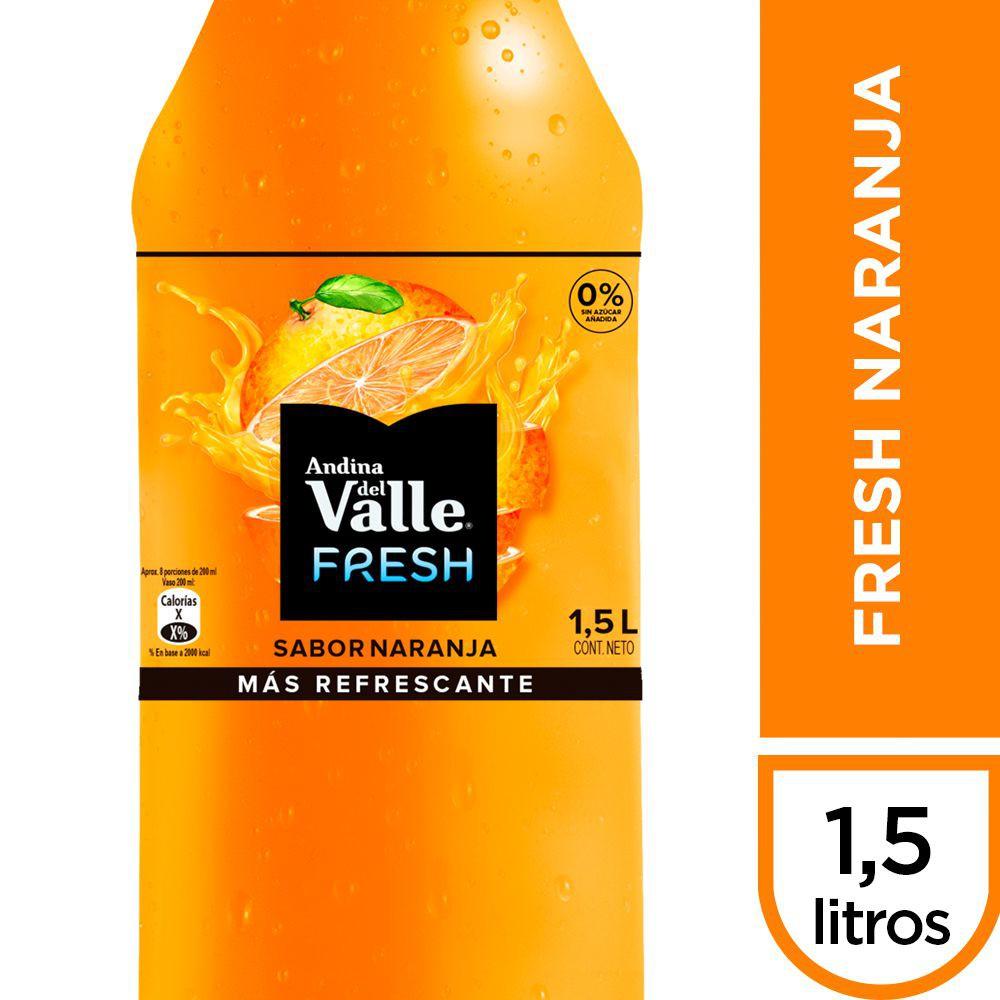 Jugo fresh naranja