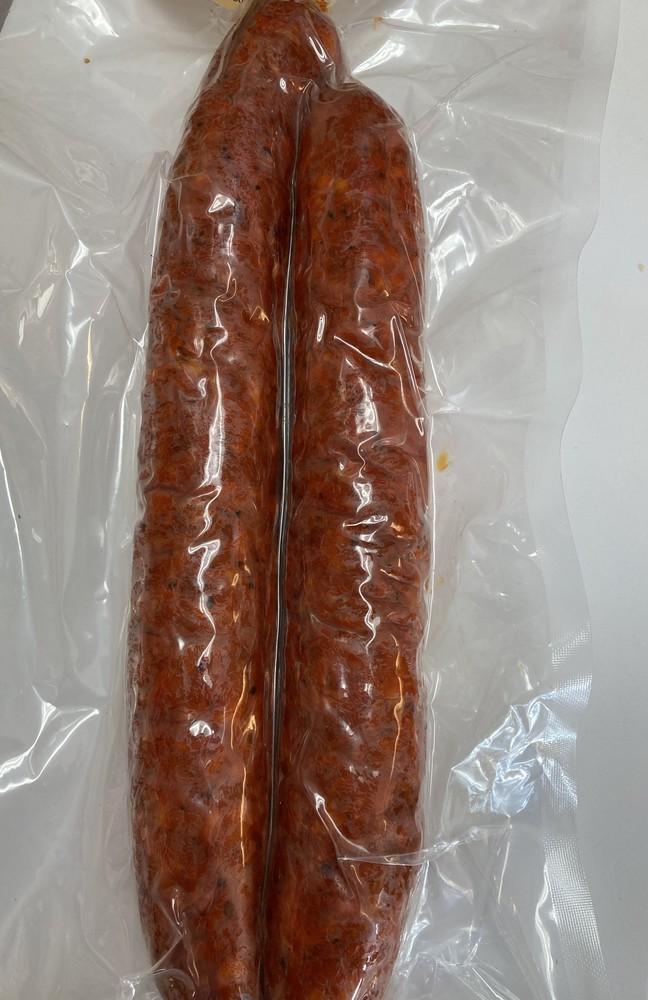 Mexican chorizo spicy