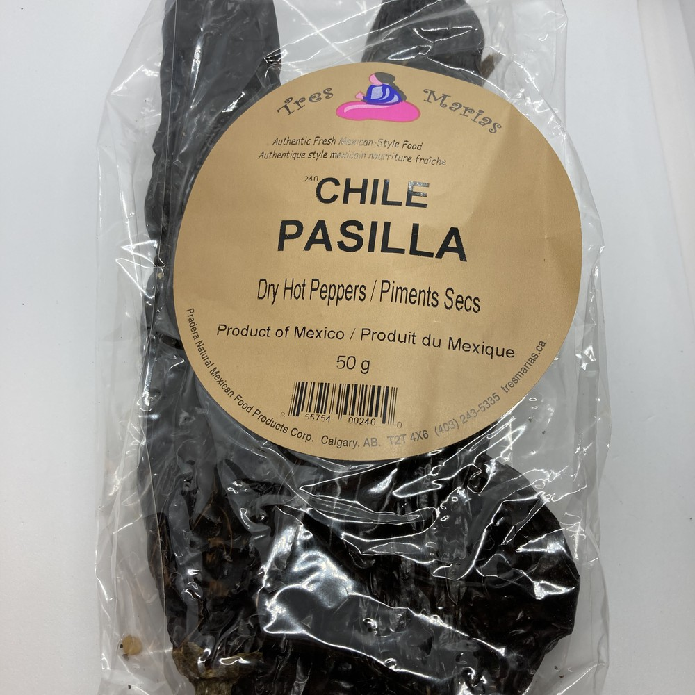 Chile pasilla medium