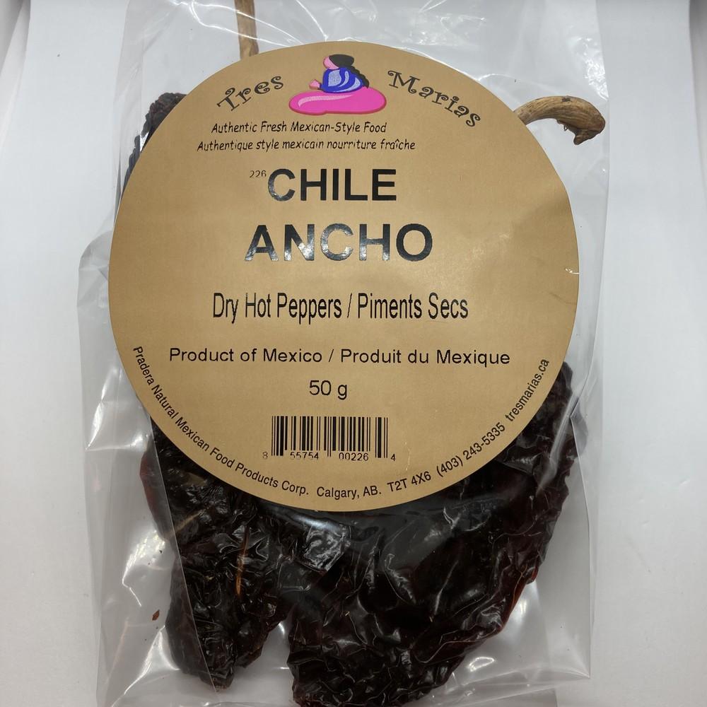 Chile ancho mild