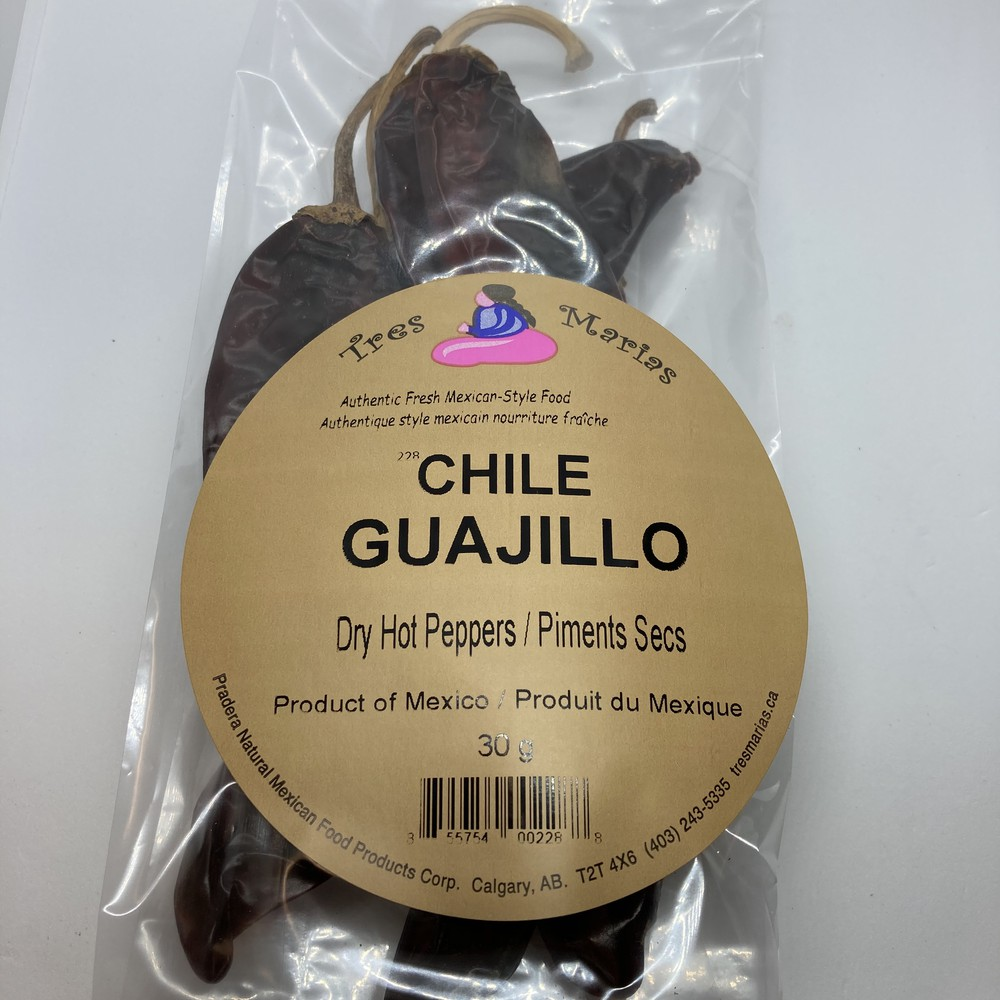 Chile guajillo medium