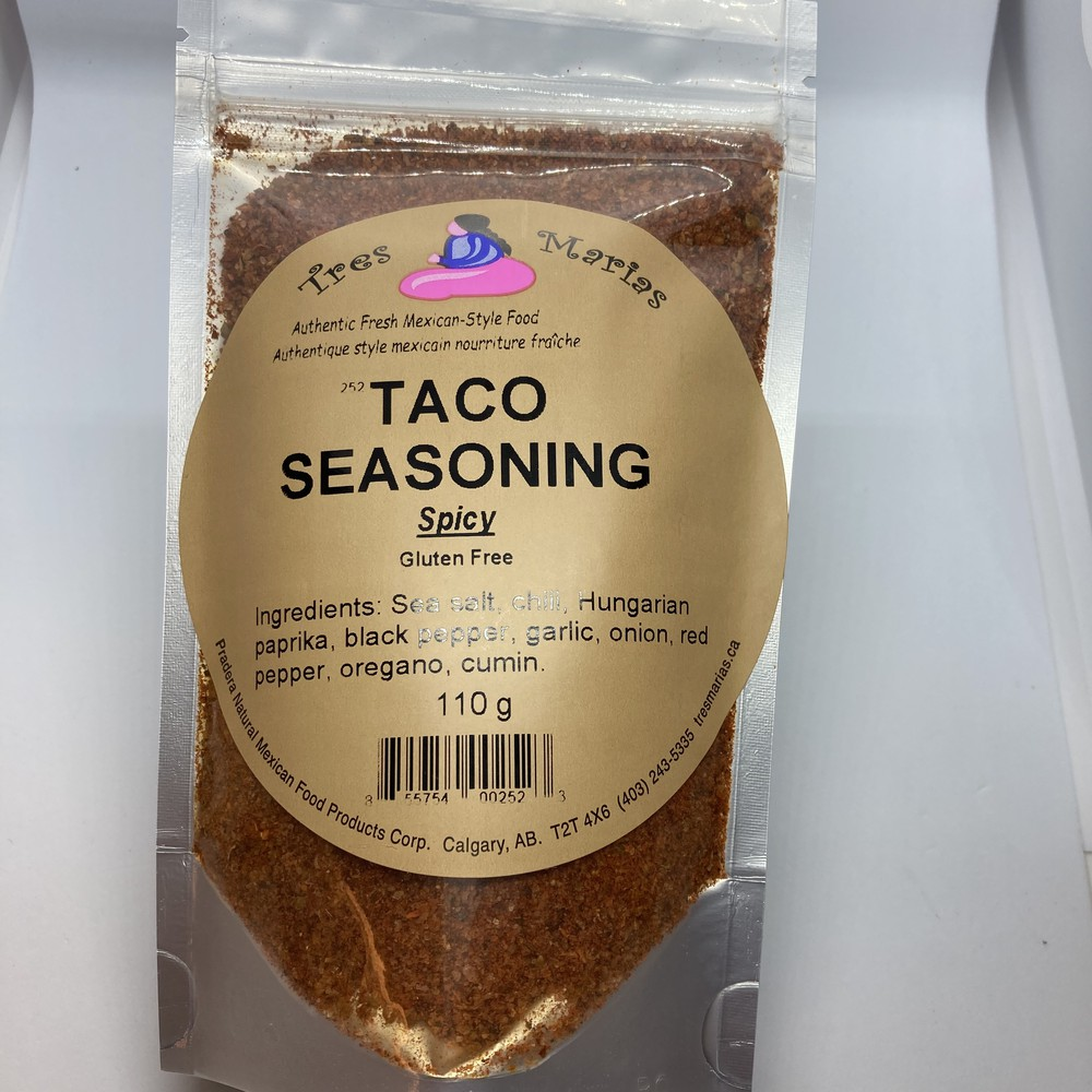 Taco seasoning spicy