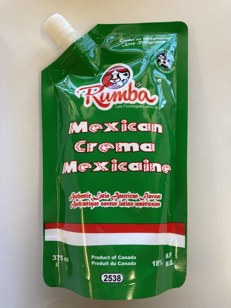 Mexican crema 375 ml