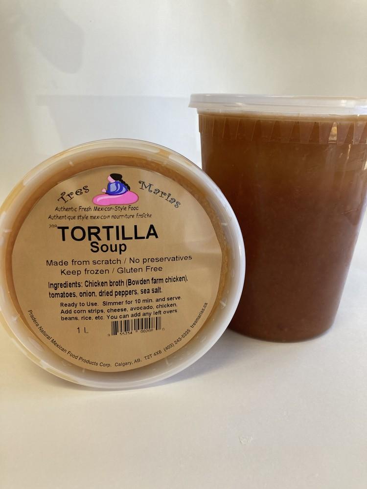 Tortilla soup large 1 L