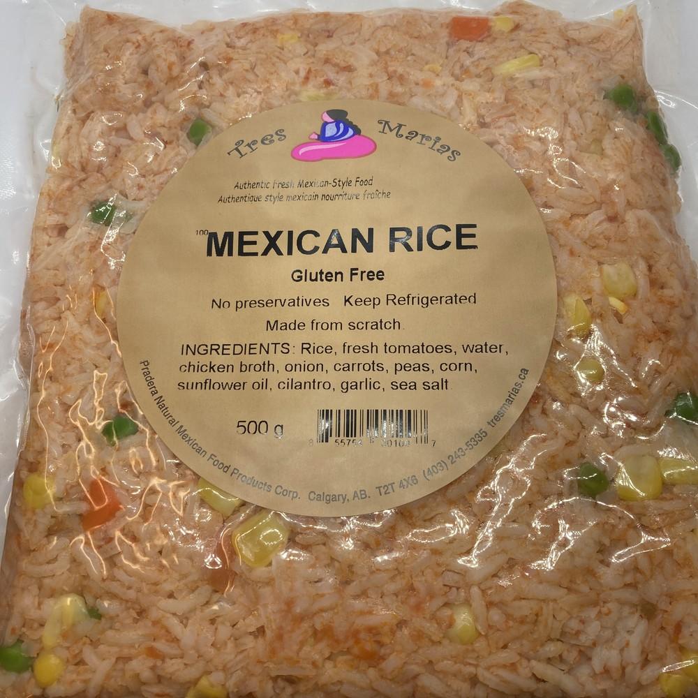 Mexican rice mild