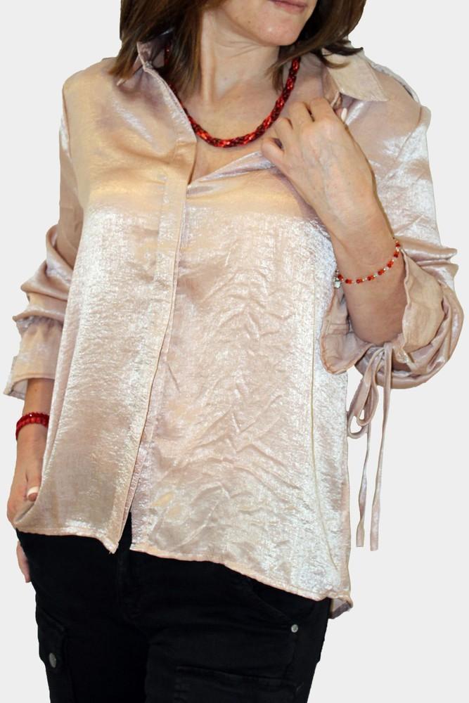 Blusa seda italiana