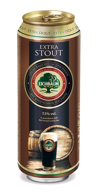 Extra stout 7.5% alc - 500ml