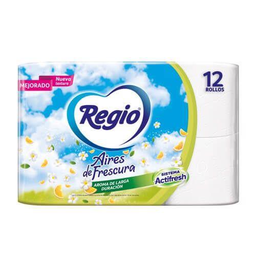 Papel higiénico aires de frescura