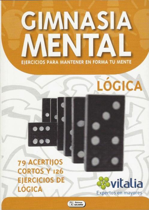 Libro Gimnasia mental lógica