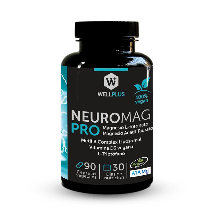 Neuro mag pro 90 Cápsulas