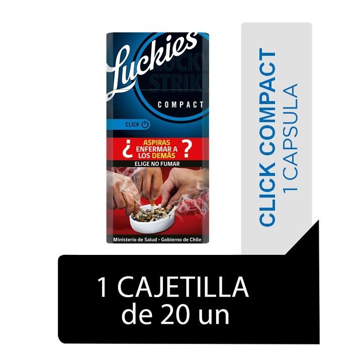 Cigarro compact click