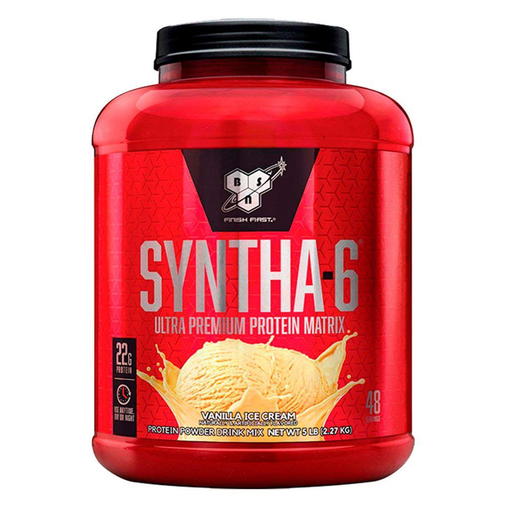 Proteína Syntha 6 sabor Vainilla