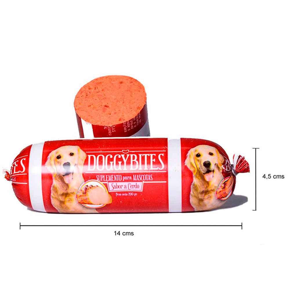 Doggybites salchichon 200 gr