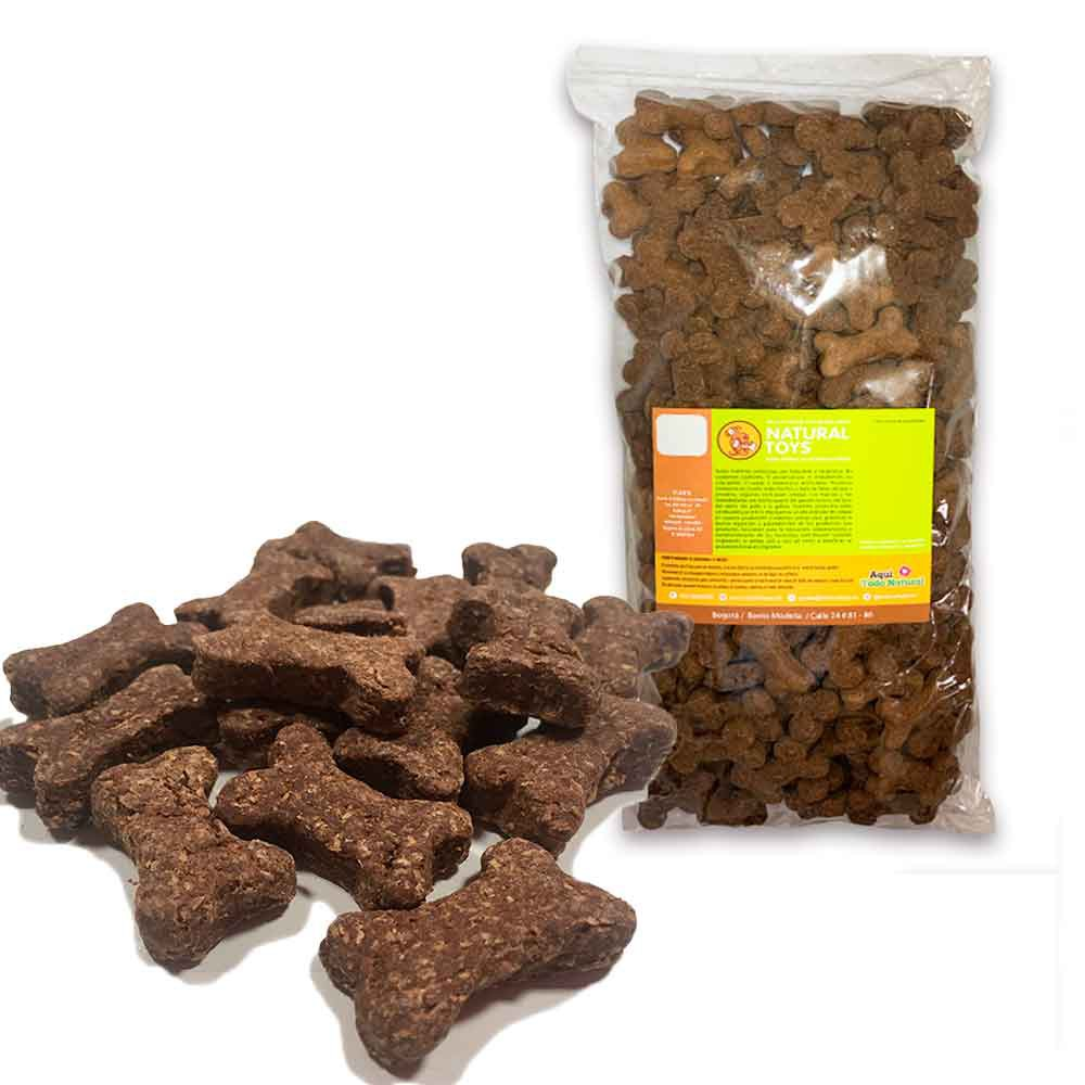 Galleta higado fibra (recarga) 1 lb