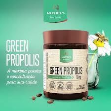 Propolis verde (green própolis) nutrify 60cap