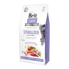 Sterilized weight control