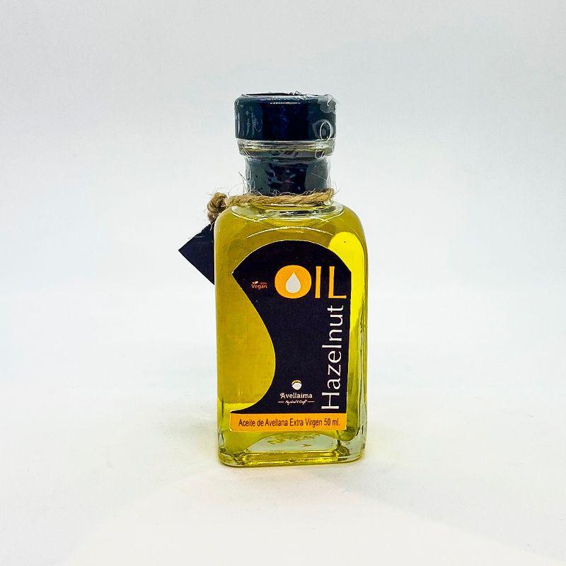 Aceite de avellana europea tostada