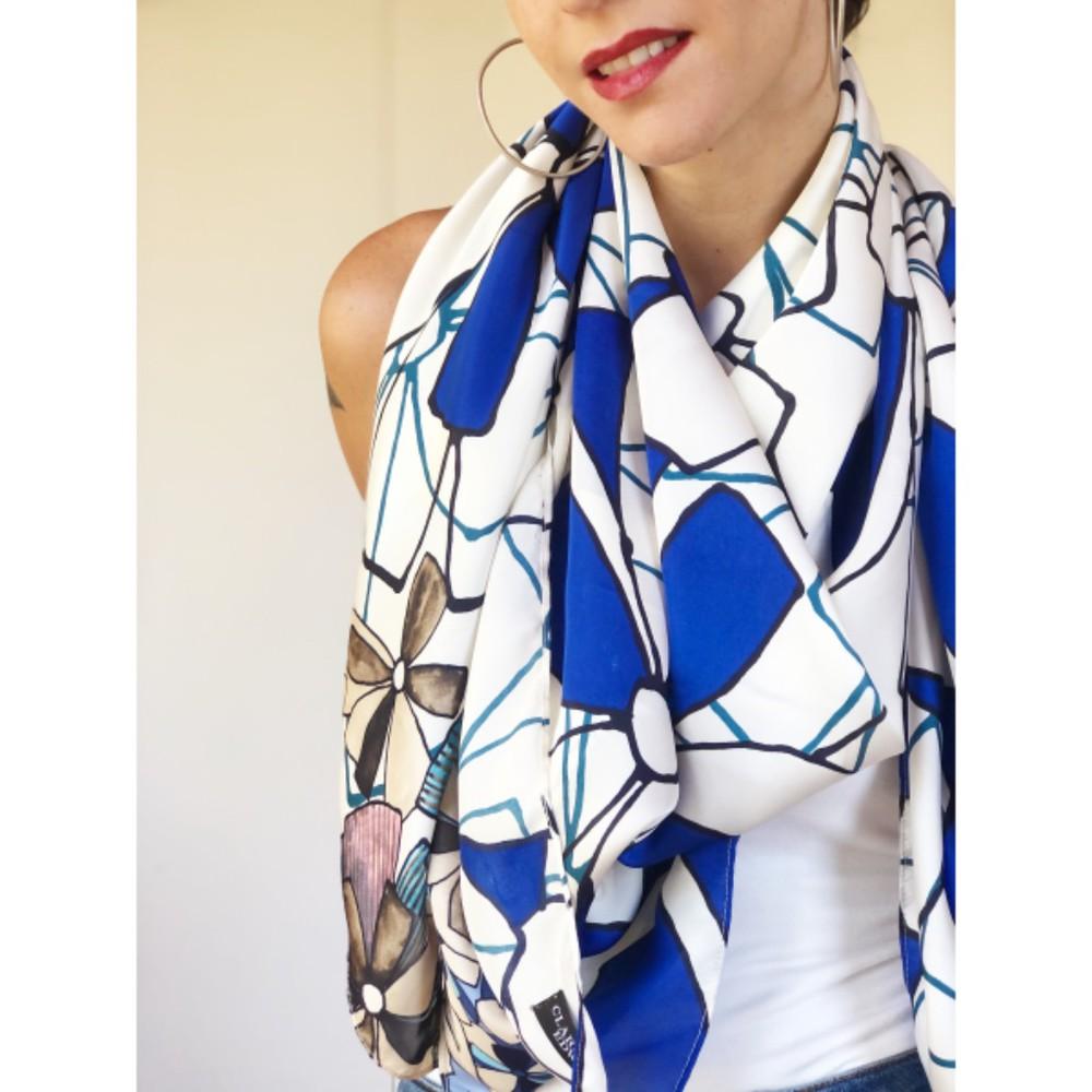 Pañuelo azules