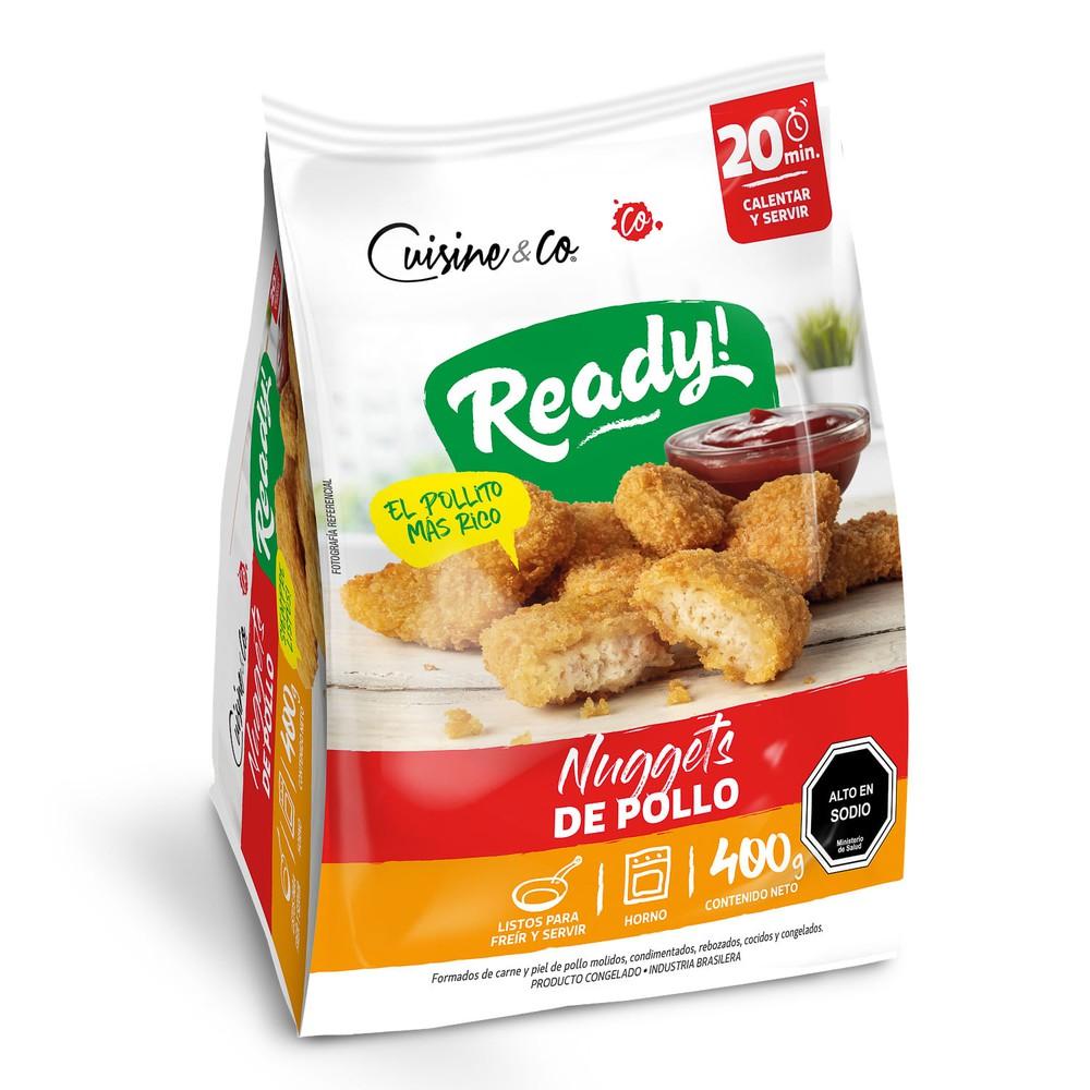 Nuggets de pollo Ready!