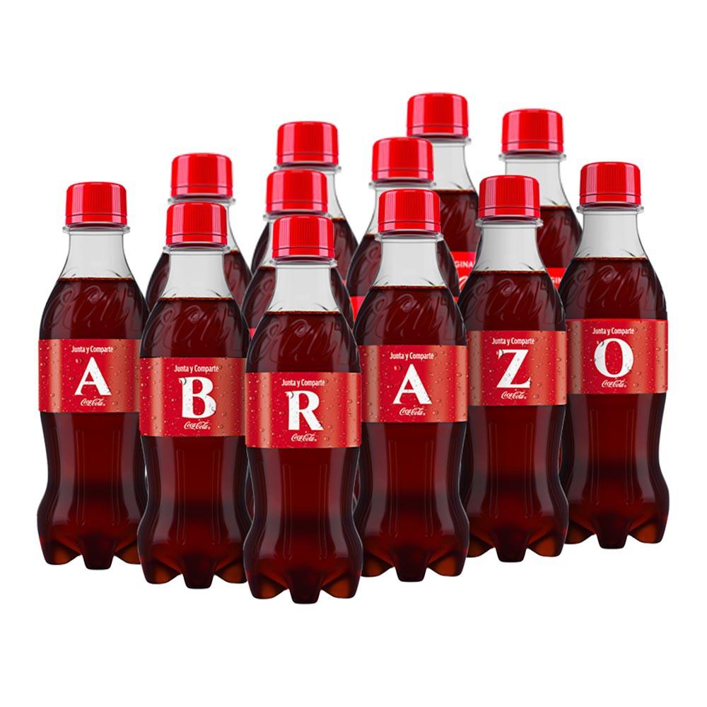 Gaseosa Coca Cola Original X12Und X