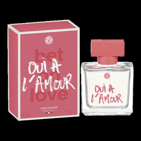 Oui à l'amour eau de parfum 50ml 50 ml