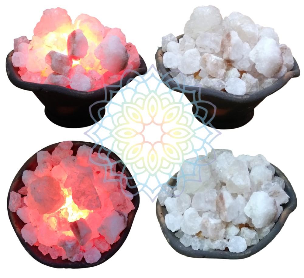 Lampara fuente de sal - Modelo 1 1 kg