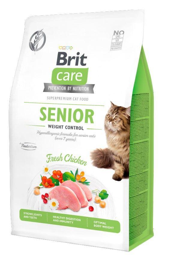 Alimento gato Senior