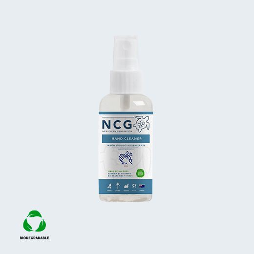 Jabón líquido higienizante para manos 50cc