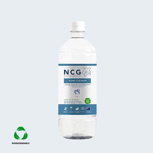 Jabón líquido higienizante para manos 1000cc recarga