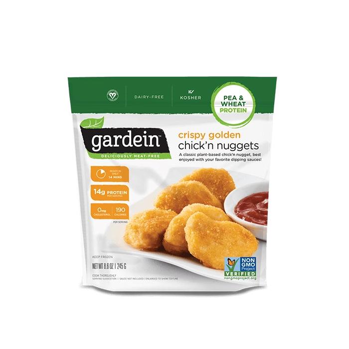 Nuggets veganos sabor pollo 245g