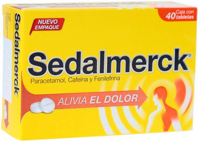 Sedalmerck tabletas