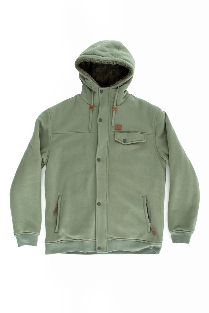 Hoodie classic olive green 2.0 xl Talla: XL Color: Verde