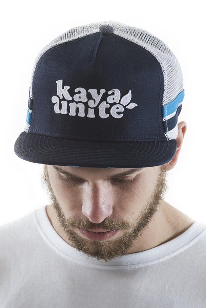 Caps trucker strap blue Talla: Talla Unica Color: Azul