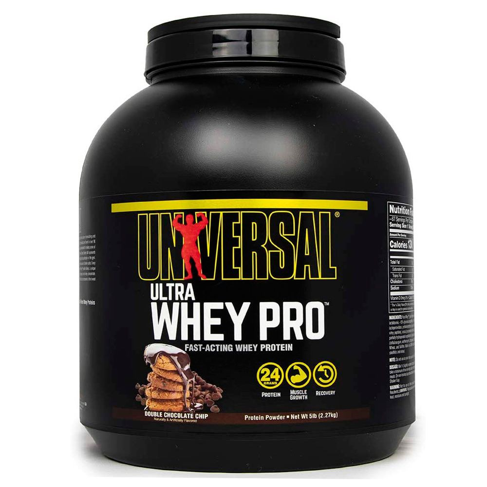 Ultra Whey Pro sabor Double chocolate chip