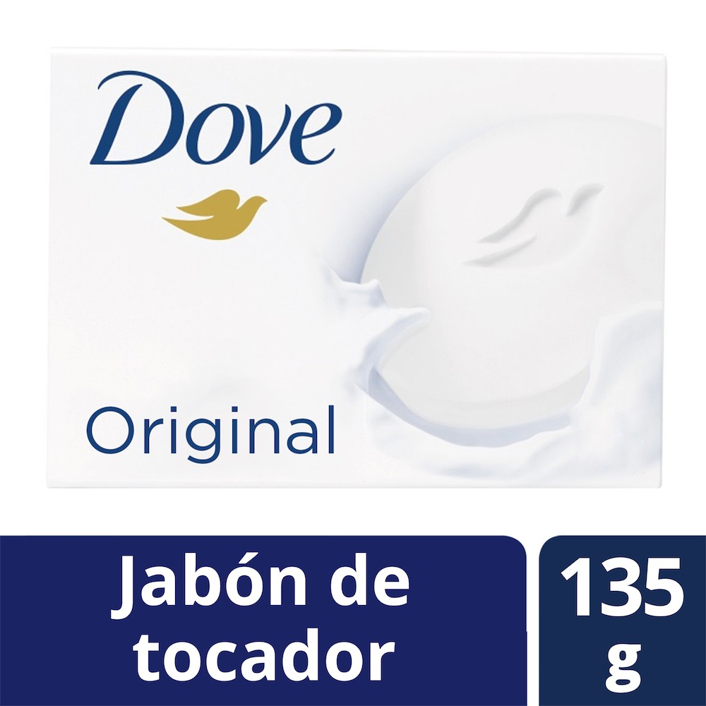 Jabón de tocador cremoso en barra
