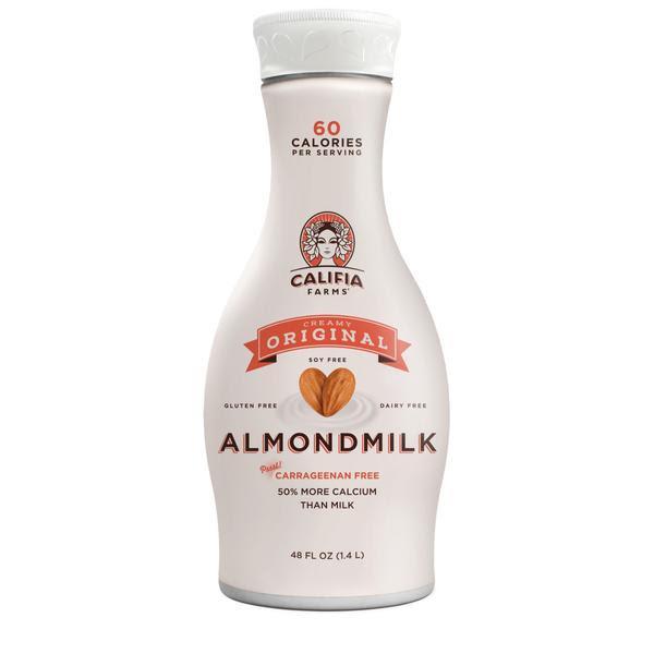 Bebida de almendras original Botella 1,4 l