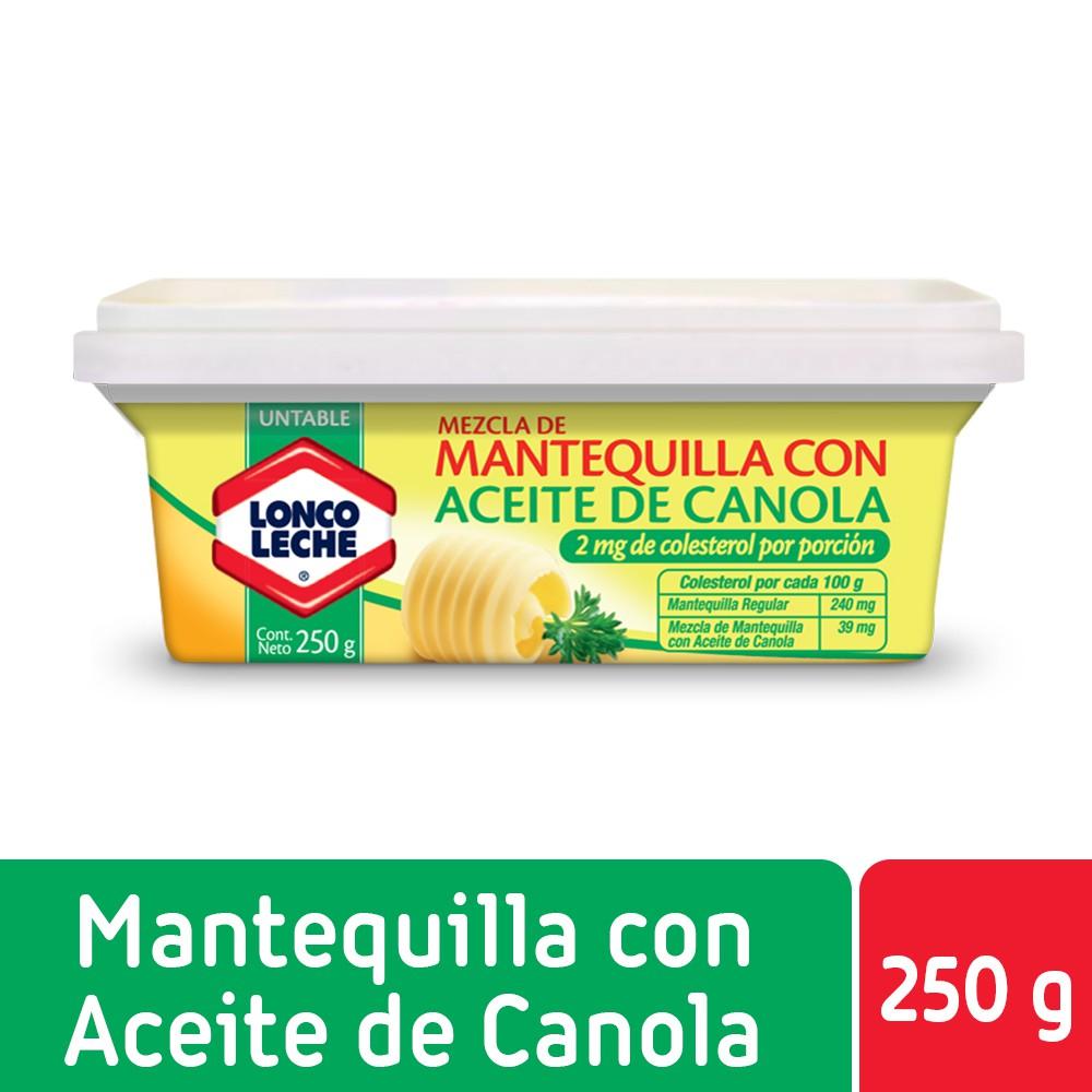 Mantequilla reducida en colesterol