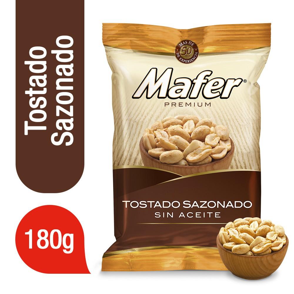 Cacahuates Premium tostado sazonado sin aceite