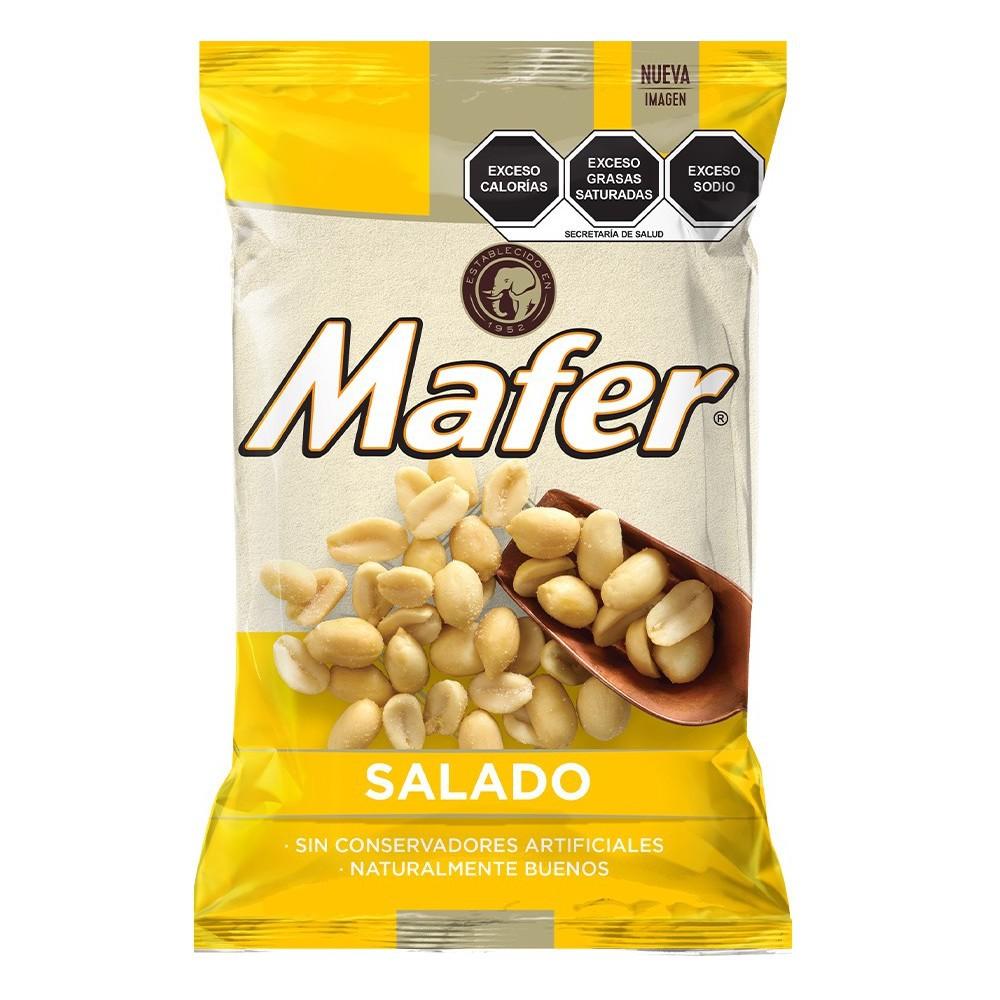 Cacahuate salado