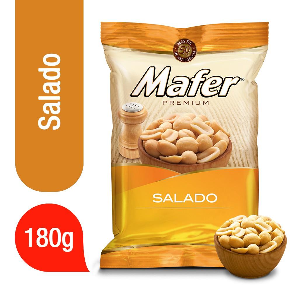 Cacahuates Premium salado