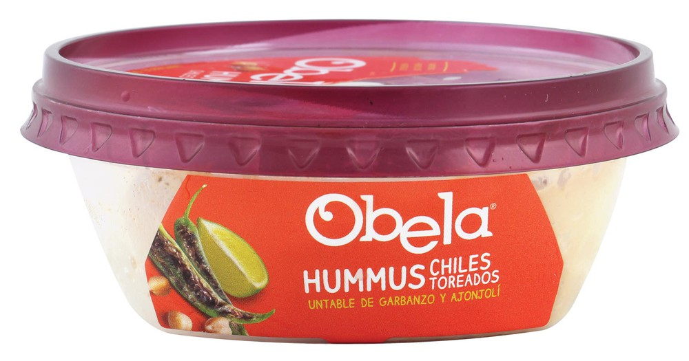 Hummus Chiles Toreados