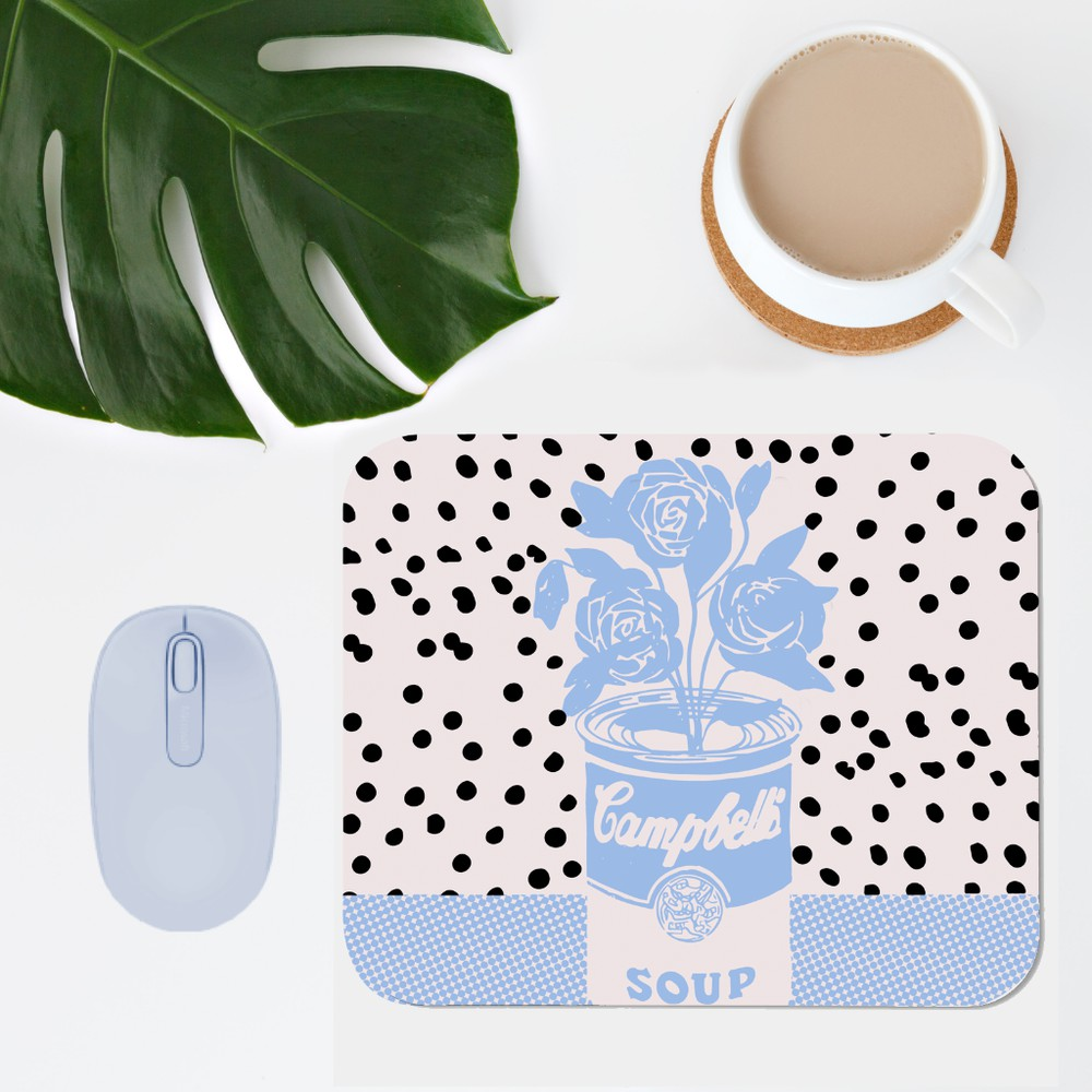 Mousepad bluesky dots 23 x 17