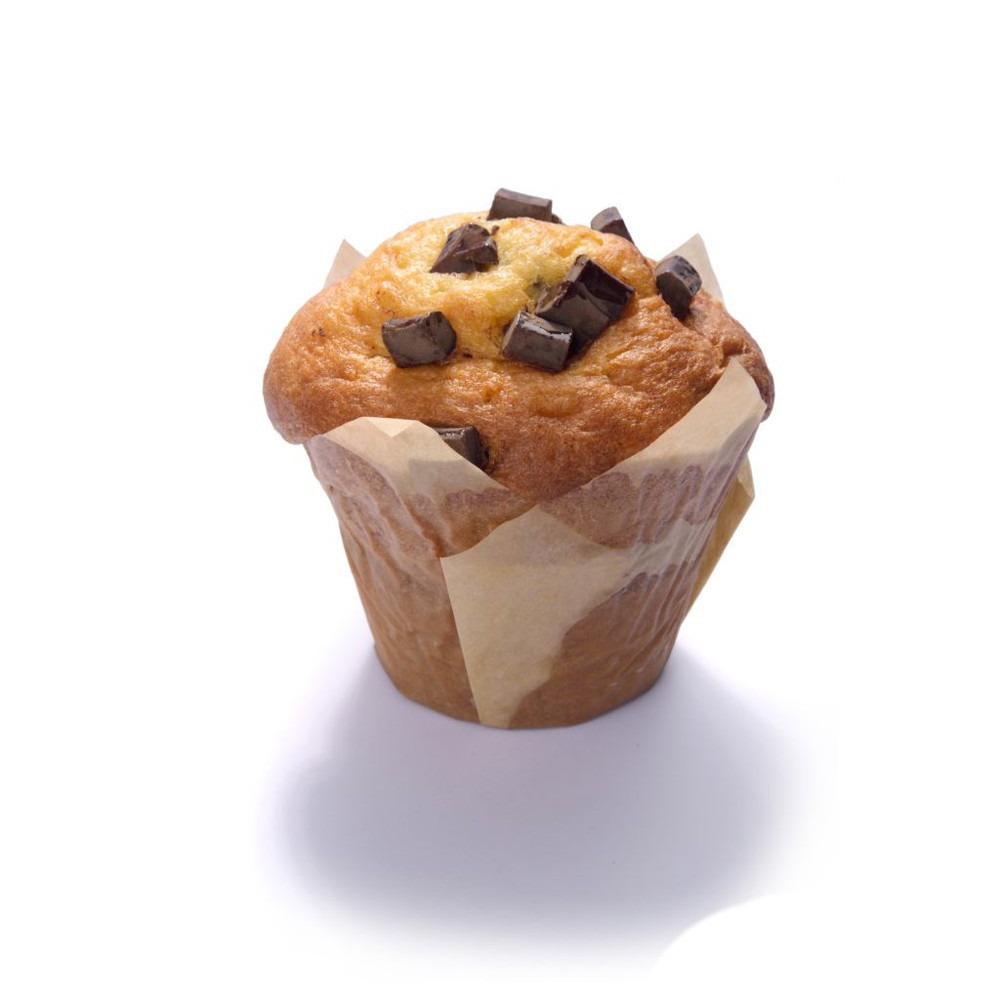 Muffin vainilla chips chocolate 100g