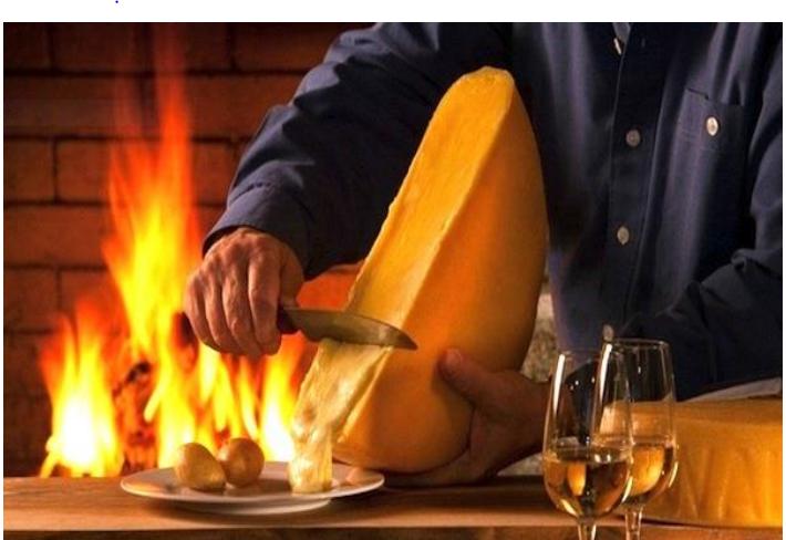 Raclette en cuña 150 g. Al vació 150 g