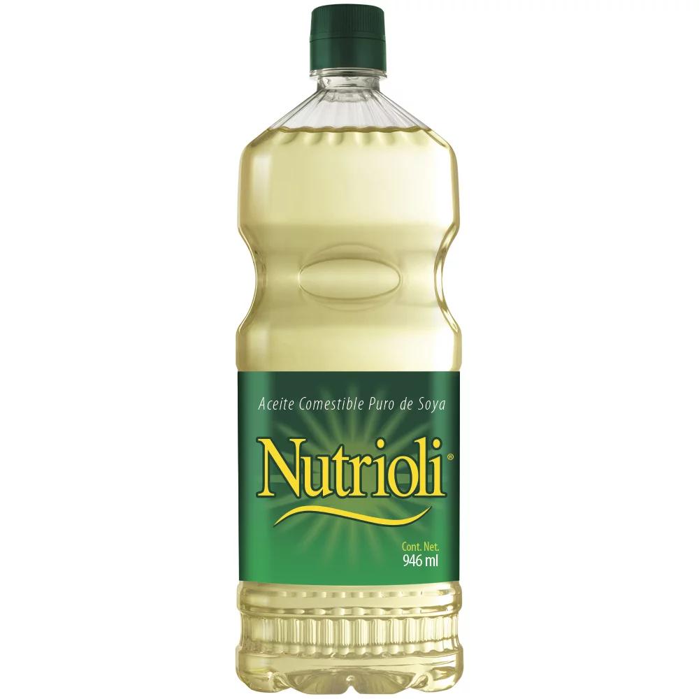 Aceite comestible puro de soya
