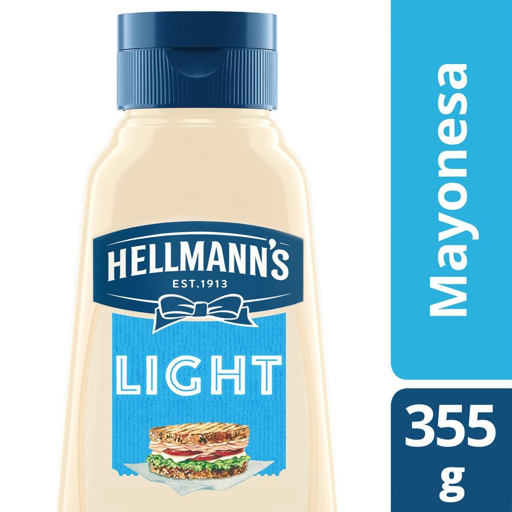 Mayonesa light squeeze